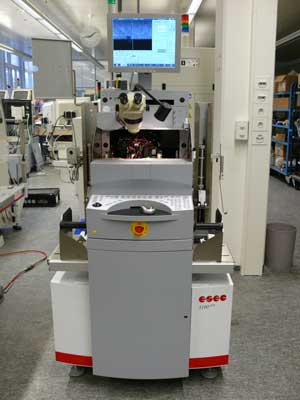Used ESEC Wire Bonder 3100 Plus
